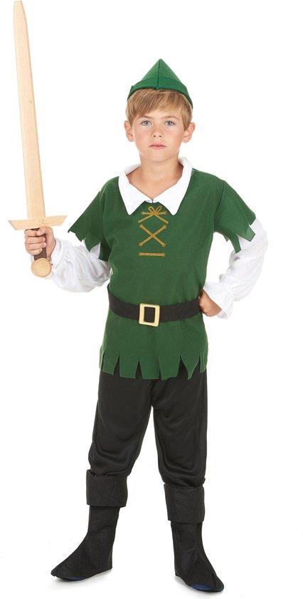 Woud kostuum voor jongens - Verkleedkleding