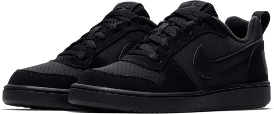 Borough black Kinderen Sneakers Black Bg Nike Low Court black 1q5w8caS