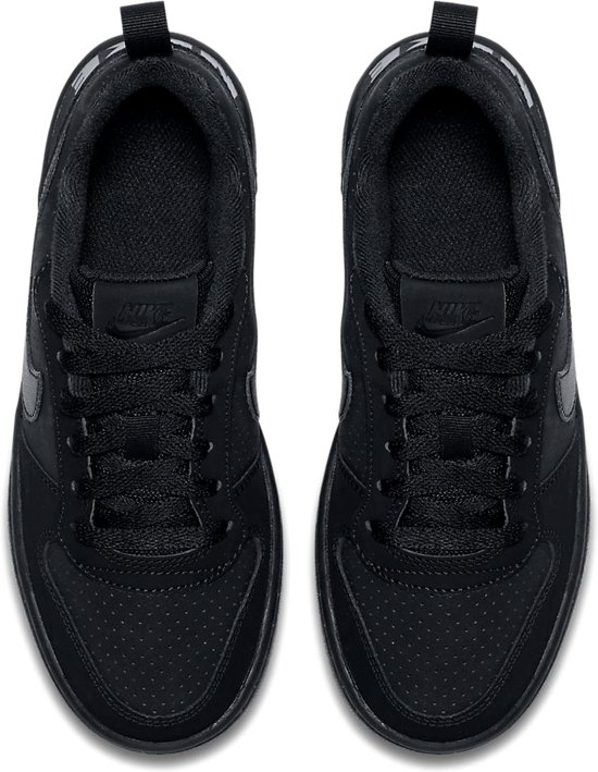 Black Sneakers Kinderen Nike Bg Low black Borough Court black wqYRzP4