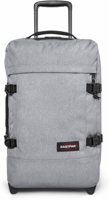 Eastpak Strapverz S Handbagage koffer - 51 cm - Sunday Grey
