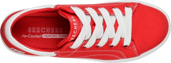 Street Cleat Skechers Dames Back Red It Sneakers bring Maat38 vUqwdwA