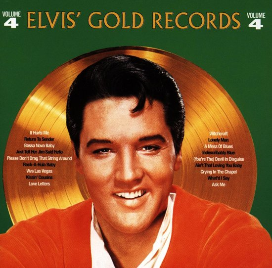 Elvis' Gold Records Vol. 4