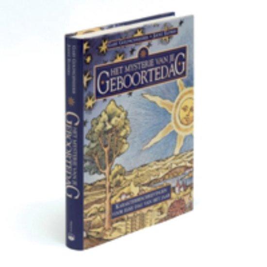 Boek cover Het Mysterie Van Je Geboortedag van Gary Goldschneider (Hardcover)