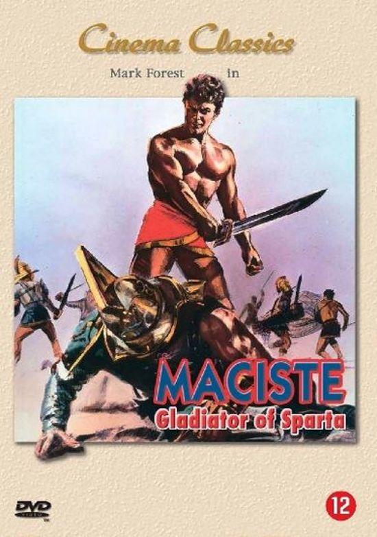Maciste-Gladiator Of Sparta