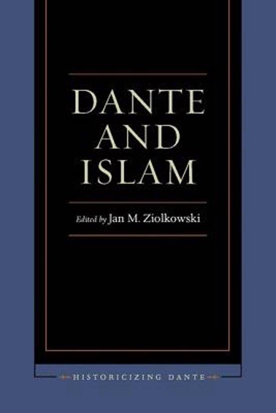 Bol Dante And Islam 9780823263868 Jan M Ziolkowski Boeken