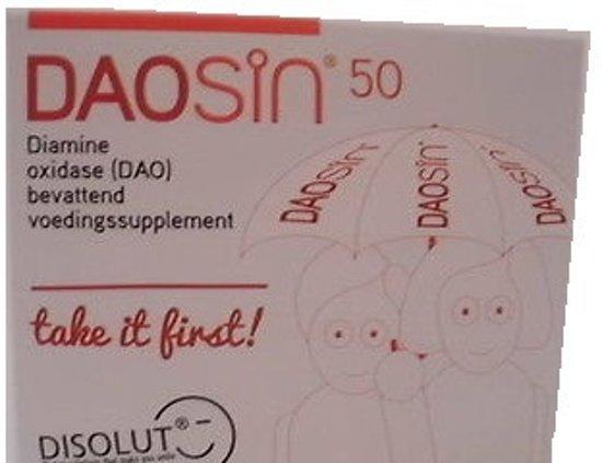 Daosin 50 capsules