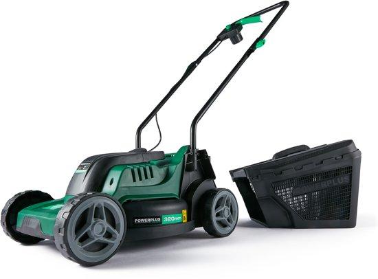 Powerplus POW63711 Grasmaaier - 1100 W - 320 mm