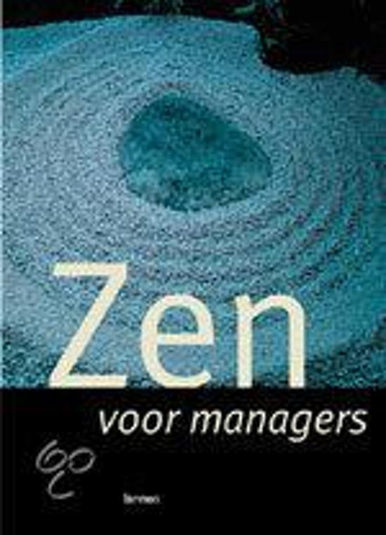 Zen Voor Managers - Gaby Vanden Berghe pdf epub