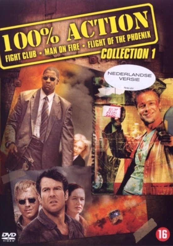Cover van de film '100% Action Collection 1'