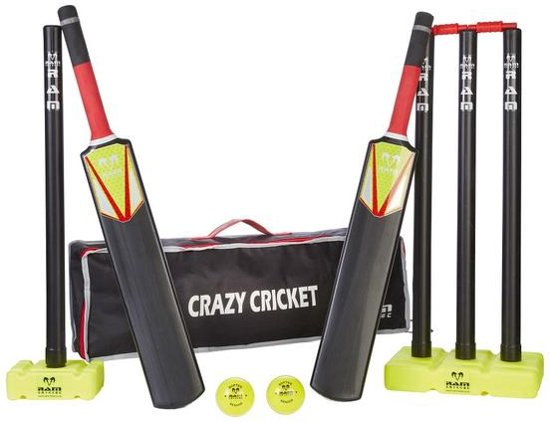 SENIOR Cricket set, Cricketspel, Kricketspel