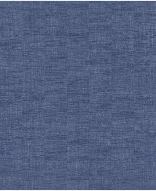 9200000082162212 - Blauw Behang