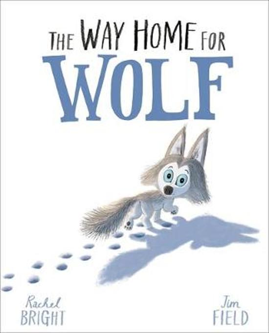 Boek cover The Way Home For Wolf van Rachel Bright (Paperback)
