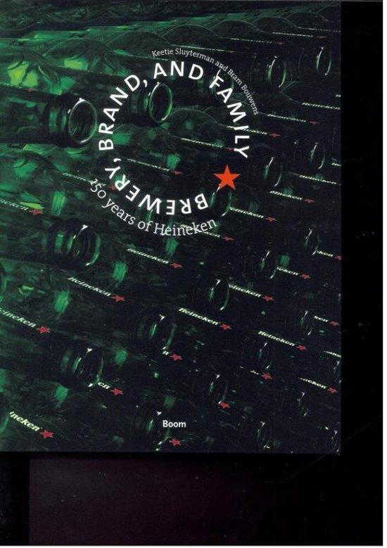 Boek cover 150 years of Heineken van Keetie Sluyterman (Paperback)