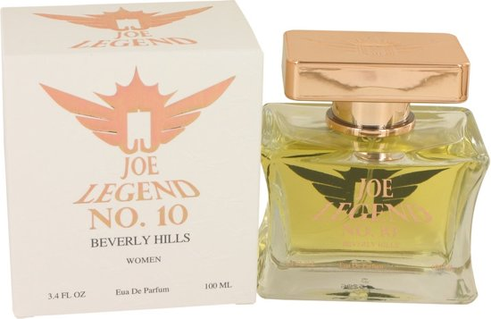 Joseph Jivago Joe Legend No. 10 - Eau de parfum spray - 100 ml
