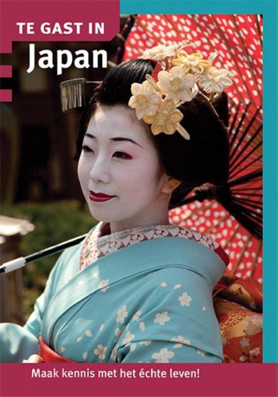 Te gast in... - Japan