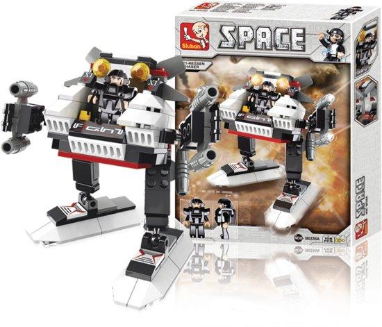 Sluban Space 3in1