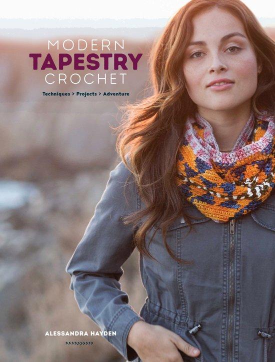 Bolcom Modern Tapestry Crochet Alessandra Hayden 9781632505644