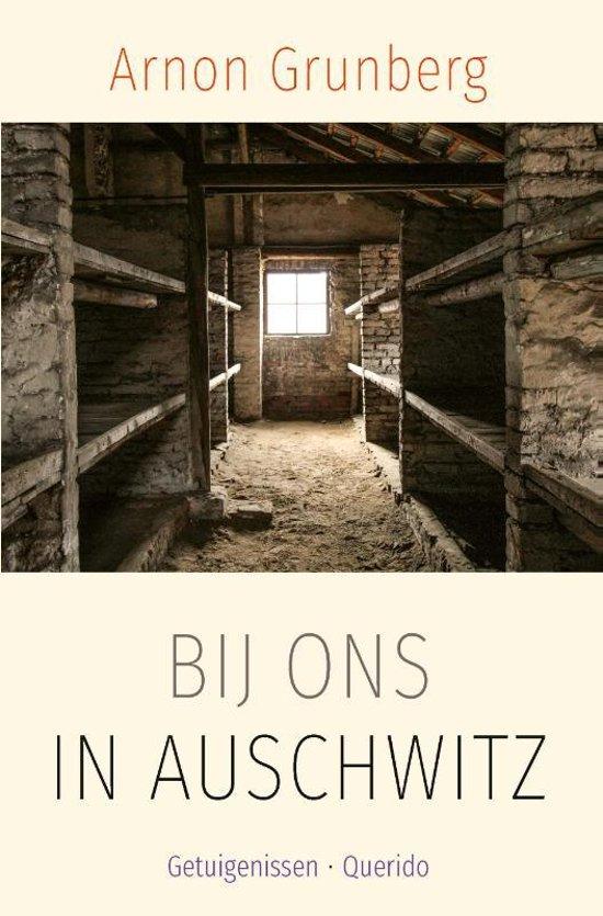 Afbeelding van Bij ons in Auschwitz