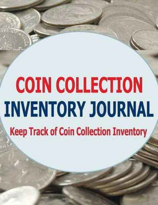 Coin Collection Inventory Journal