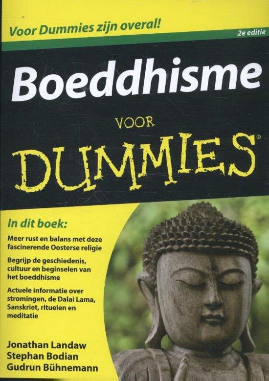 Voor Dummies - Boeddhisme voor Dummies