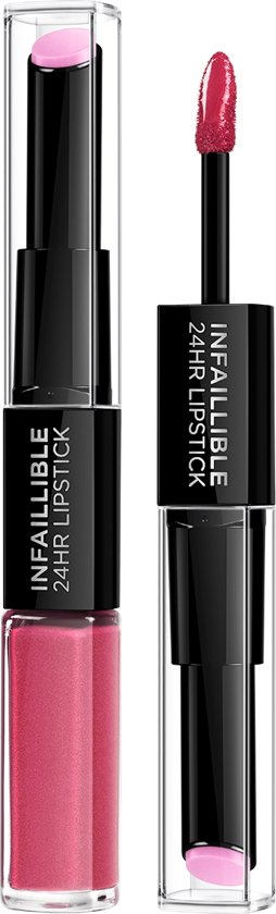 L'Oréal Paris Infallible Lippenstift - 214 Raspberry For Life