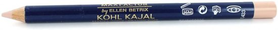 Max Factor Kohl Kajal Oogpotlood - 090 Natural Glaze