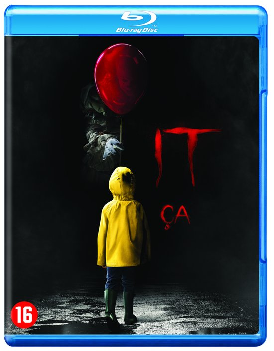 DVD cover van IT: Chapter One (Blu-ray)