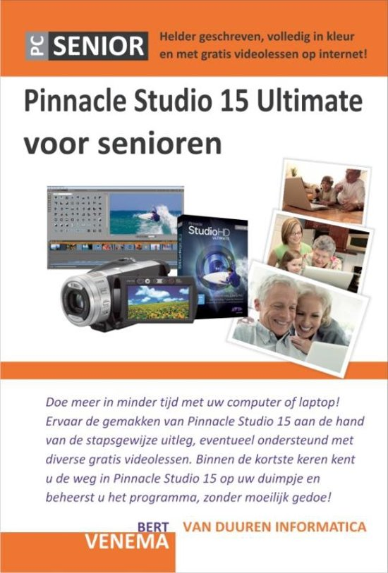PCSenior - Pinnacle Studio 15 Ultimate