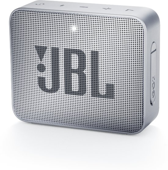 JBL Go 2 - Draagbare Bluetooth Mini Speaker - Grijs