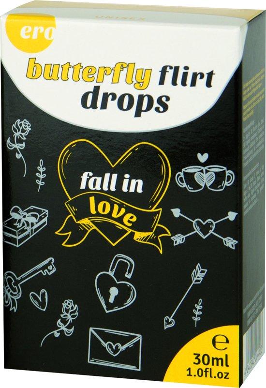 Butterfly Flirt Drops