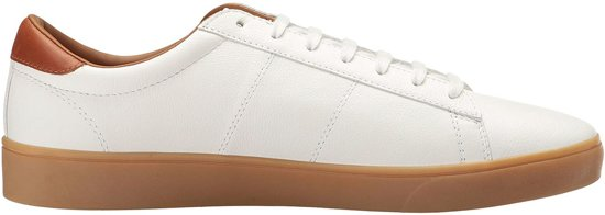 Maat Wit Sneakers Heren Perry Fred Spencer Leather Mannen 44 FwBC6g