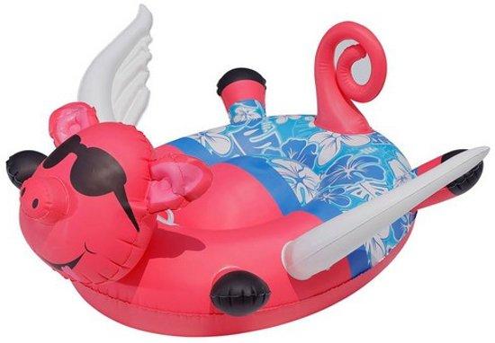 Luchtbed - Zwembadfiguur