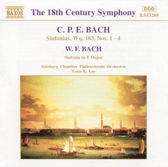 The 18th Century Symphony - C. P. E. Bach, W. F. Bach