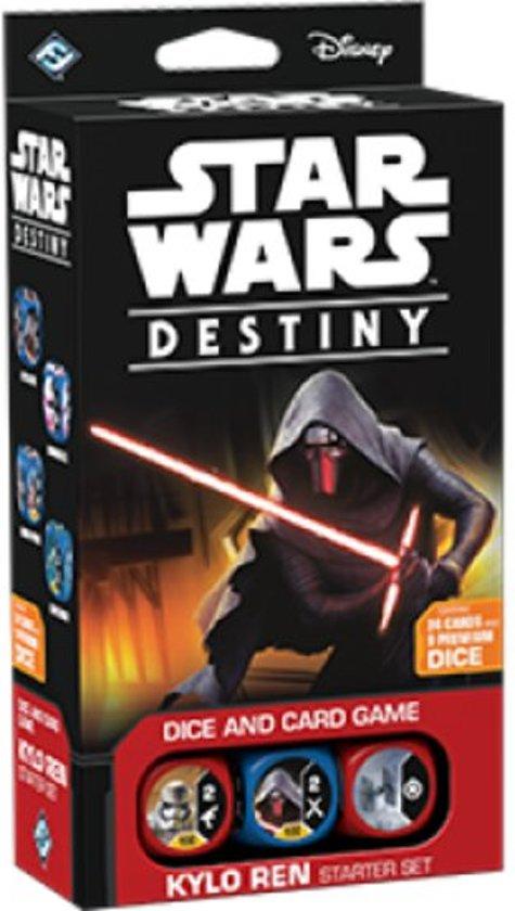 Afbeelding van het spel Star Wars Destiny - Kylo Ren Starter Set
