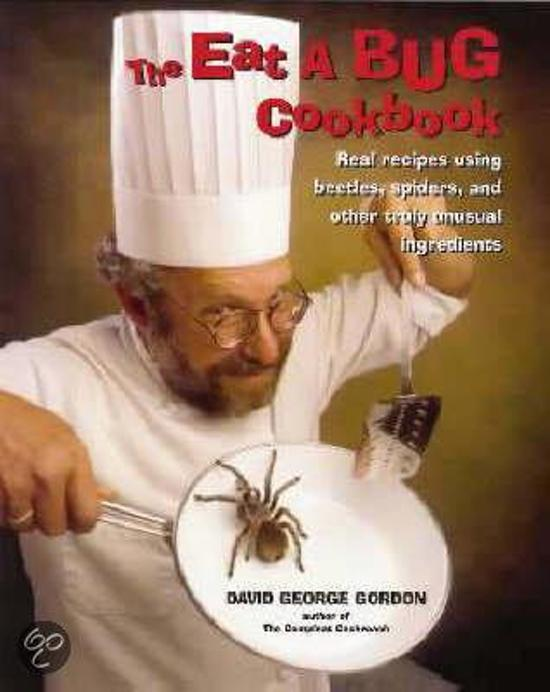 Eat-a-bug Cookbook