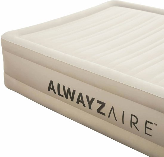 Bestway AlwayzAire Luchtbed 203 x 152 cm