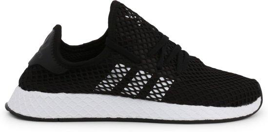 adidas Originals Deerupt Runner BD7890, Mannen, Zwart, Sneakers maat: 42 EU