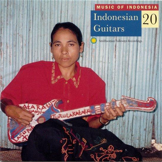 Indonesia Vol. 20: Indonesian Guita