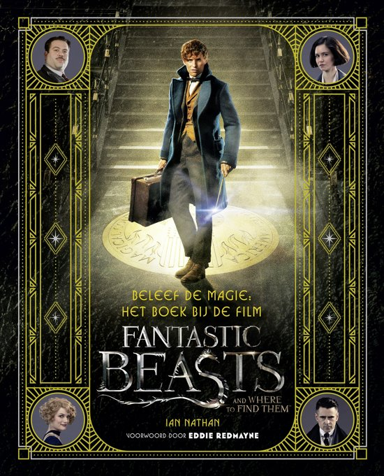 fantastic beasts and where to find them nederlands boek
