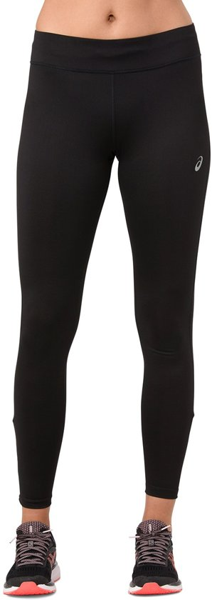 Asics Silver Tight Sportlegging Dames - Black - Maat S