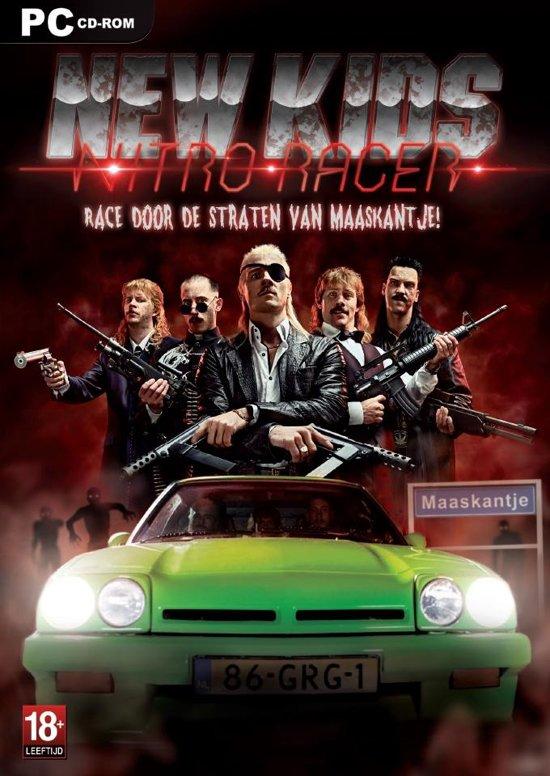 New Kids: Nitro Racer - Windows