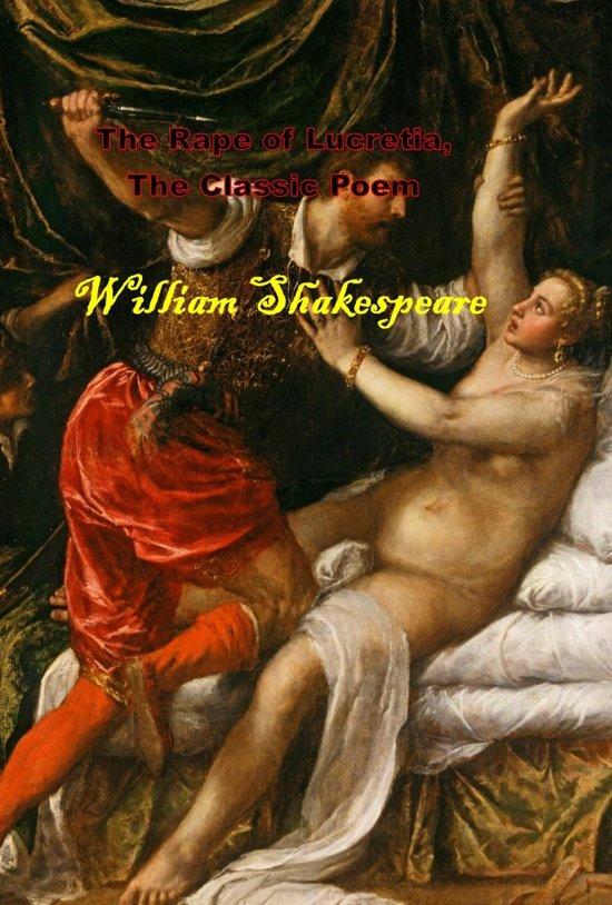 shakespeares the rape of lucrece
