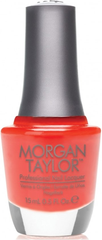 Morgan Taylor Reds Orange You Glad Nagellak 15 ml - Orange You Glad