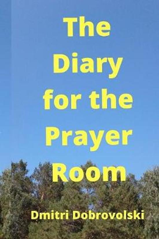 The Diary for the Prayer Room