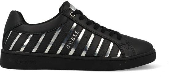 GUESS Bolier Dames Sneakers Zwart Maat 40