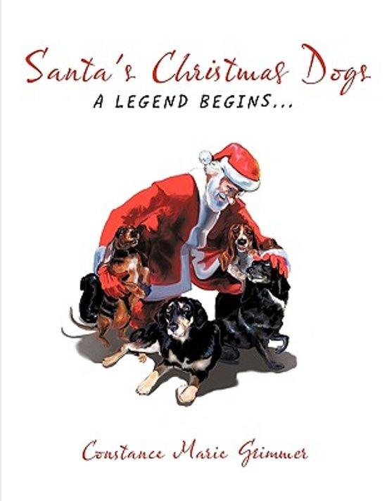 Santa's Christmas Dogs