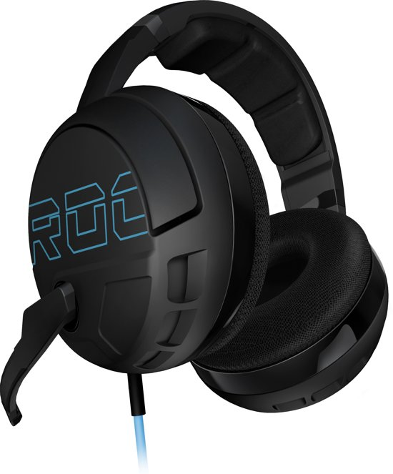 Roccat Kave XTD Premium Wired Stereo Gaming Headset - Zwart (PC)