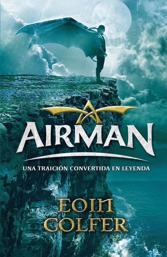 airman eoin colfer movie