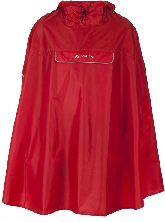 VAUDE Rain cover Valdipino rood Maat XL