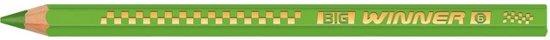 Kleurpotlood Eberhard Faber Big Winner 6-kantig geel/groen